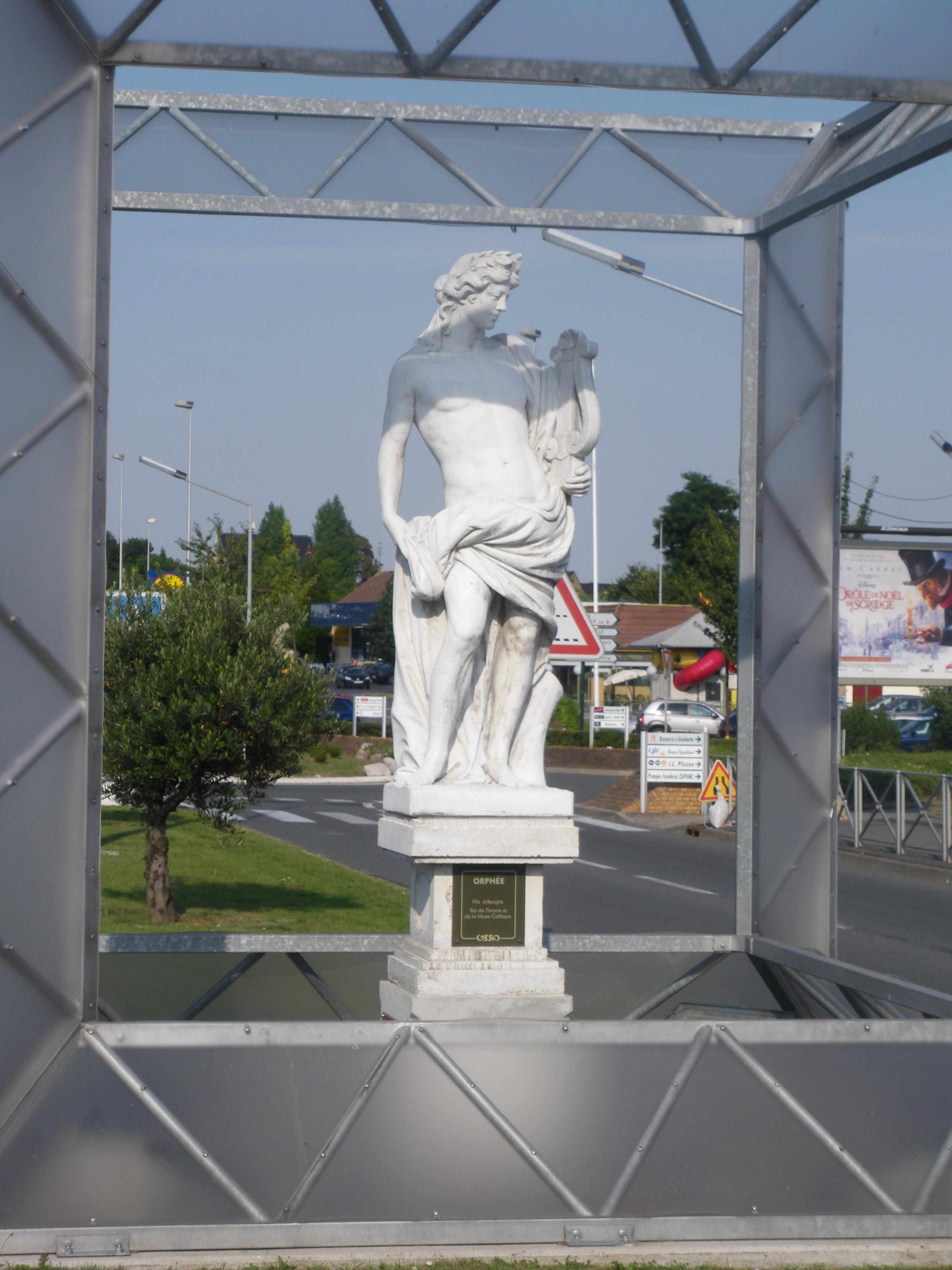 Orfeo, Lièvin