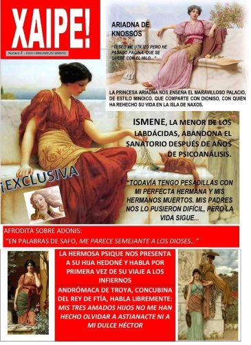 XAIPE, núm. 2. IES BENICALAP- CULTURA CLÁSICA